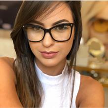 92115 歐美個性裝飾眼鏡框女潮大臉框架復古豹紋男近視全框眼鏡架