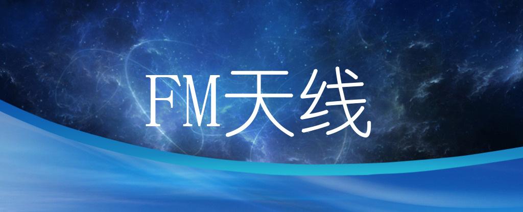 FM天线.