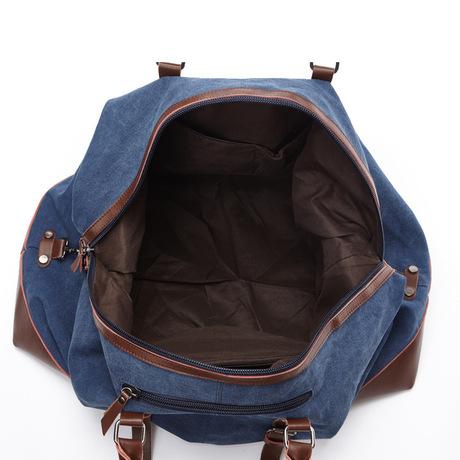 Túi vải giải trí xuyên biên giới Túi du lịch ngoài trời Túi hành lý nam và nữ có sức chứa lớn