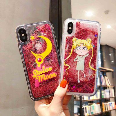 New iphonex điện thoại di động bảo vệ bìa Creative hồng leopard điện thoại di động 8 vỏ bảo vệ các nhà sản xuất 4.9