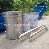 200 кг бочонка с закрытым типом зерна автоматическая Разгрузка изображений винодельческого оборудования