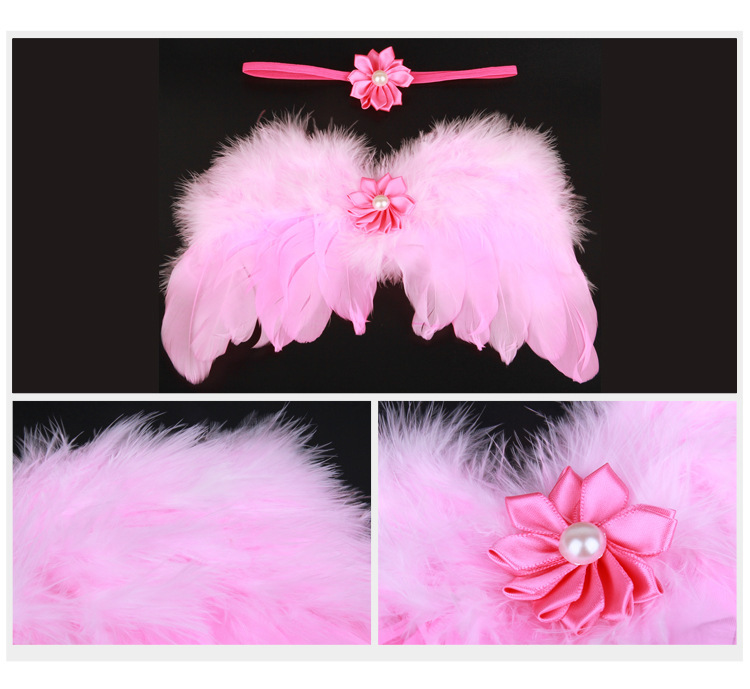 Alloy Fashion  Hair accessories  Whitewhitepink  Fashion Jewelry NHWO0700Whitewhitepink