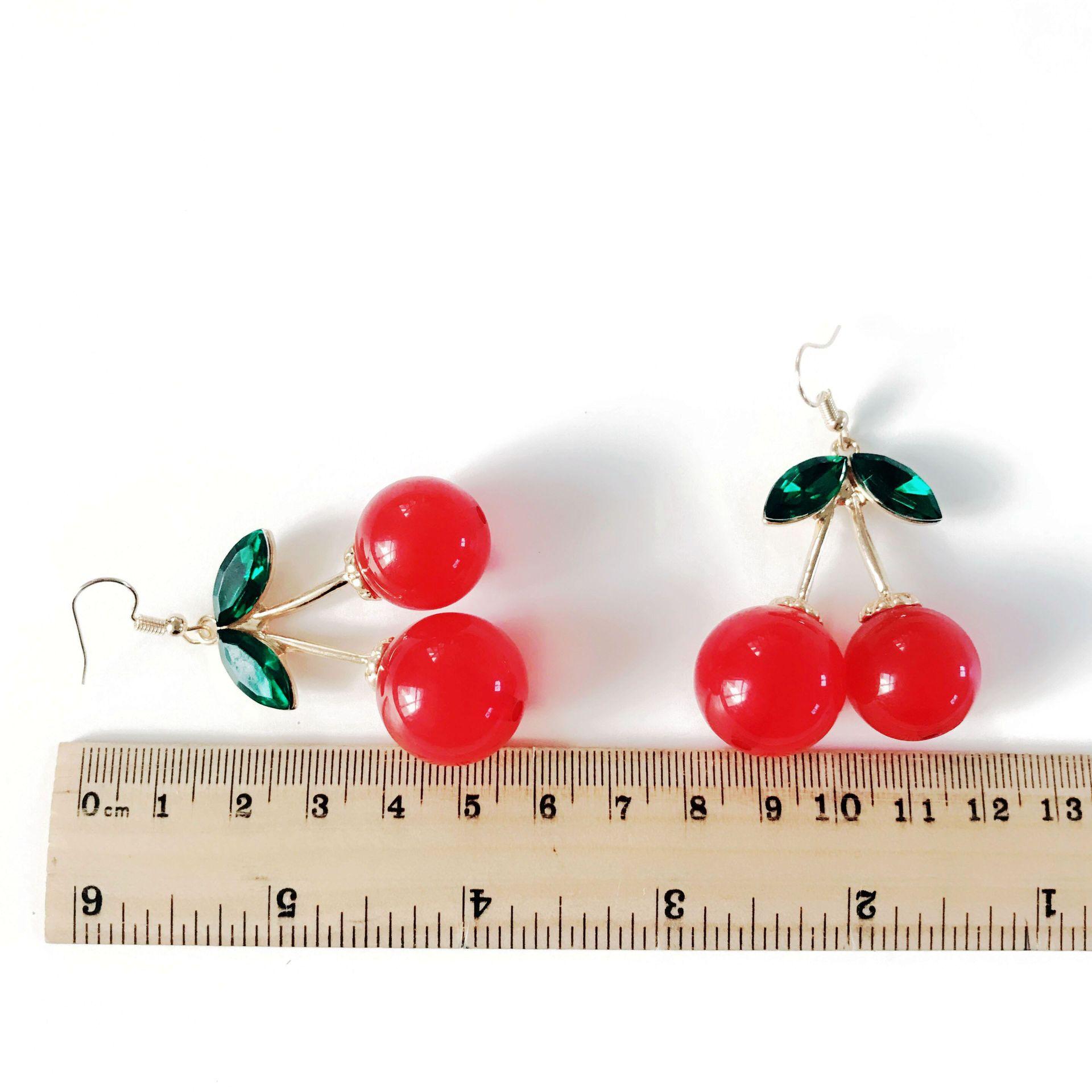Alloy Fashion Geometric earring  (Photo Color) NHOM0816-Photo-Color