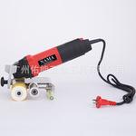 电动砂带机沙布带机变速可调速拉丝机金属不锈钢打磨拉丝抛光机