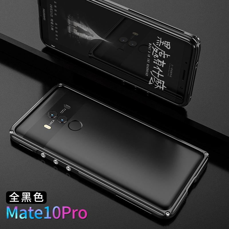 GINMIC Legend Slim Aluminum Metal Bumper Cover Case for Huawei Mate 10 & Huawei Mate 10 Pro