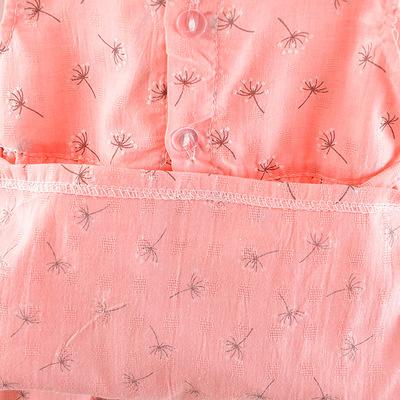 Mùa hè váy cô gái váy 1-4 tuổi bé bông ren vòng cổ ăn mặc trẻ sơ sinh trai bông váy bán buôn