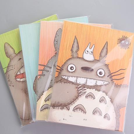 Mèo 16k hoạt hình graffiti trống trống học sinh phác thảo giấy sáng tạo dày 80 trang bán hàng trực tiếp