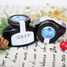 芙那米食品 蓝莓果酱 专业生产 烘焙原料果肉果酱批发