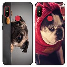 红米Note6 Pro手机壳定制软硅胶红米S2卡通防摔保护套全包边软壳