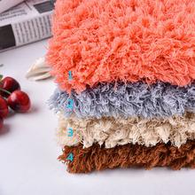 優品定制舒棉絨美麗絨面料 全滌針織保暖絨布服裝面料多色提供