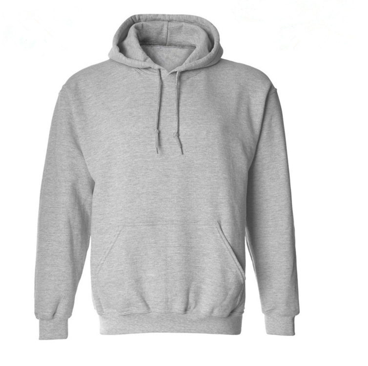 Manufacturers Produce Custom Autumn And Winter Thickened Pullover Hooded Sweater Men Daily Casual Men's Plus Size Coat Tops