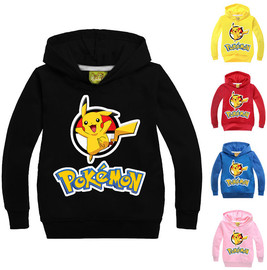 SMson exploded Pokemon Go pet elves, men's and women's wear, sweaters, hats and children's wear t9816