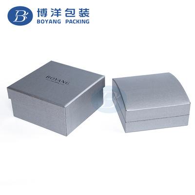 新款精美包装定制白色项链首饰盒子首饰盒厂家直销批发