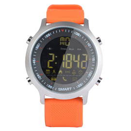 EX18 smart watch deep waterproof free charging long standby Bluetooth sports step call information reminder