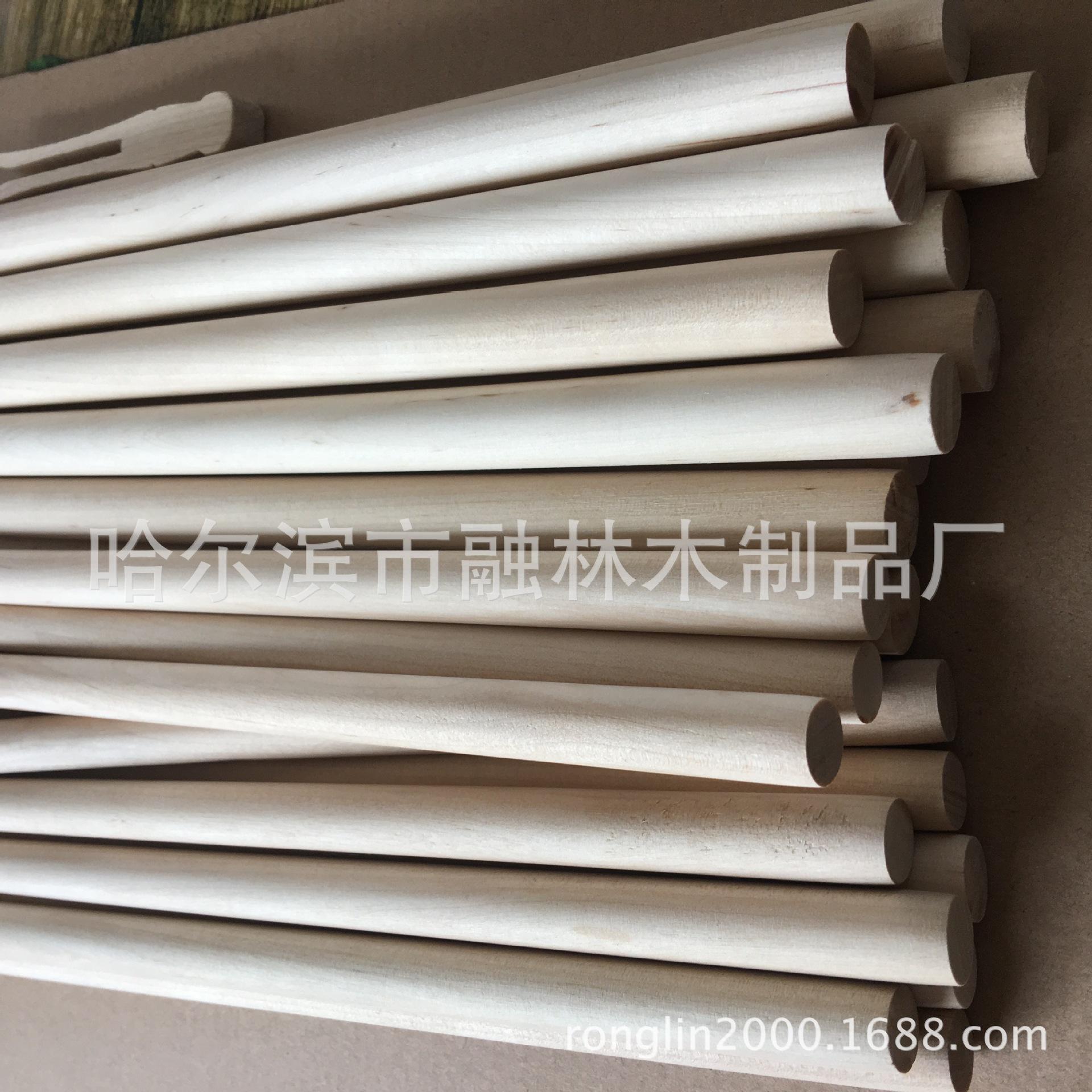 供应一次性木制工艺品木圆棒