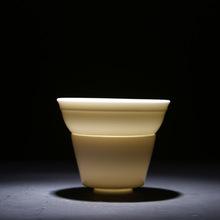 厂家直销德化玉瓷过滤网创意陶瓷茶水过滤器茶道配件白瓷茶漏批发