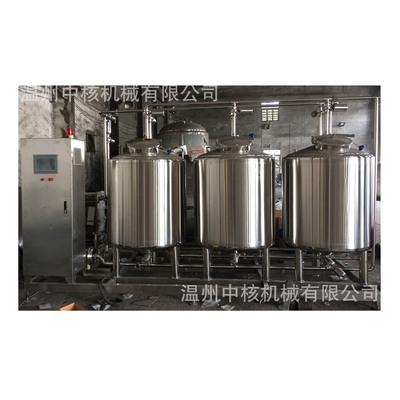 热销推荐 CIP清洗装置 电加热CIP清洗设备 CIP清洗机厂家