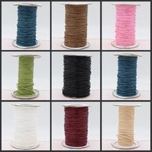 1.0m韩国蜡线手工编织腊绳手链项链绳DIY饰品配件材料编织绳子