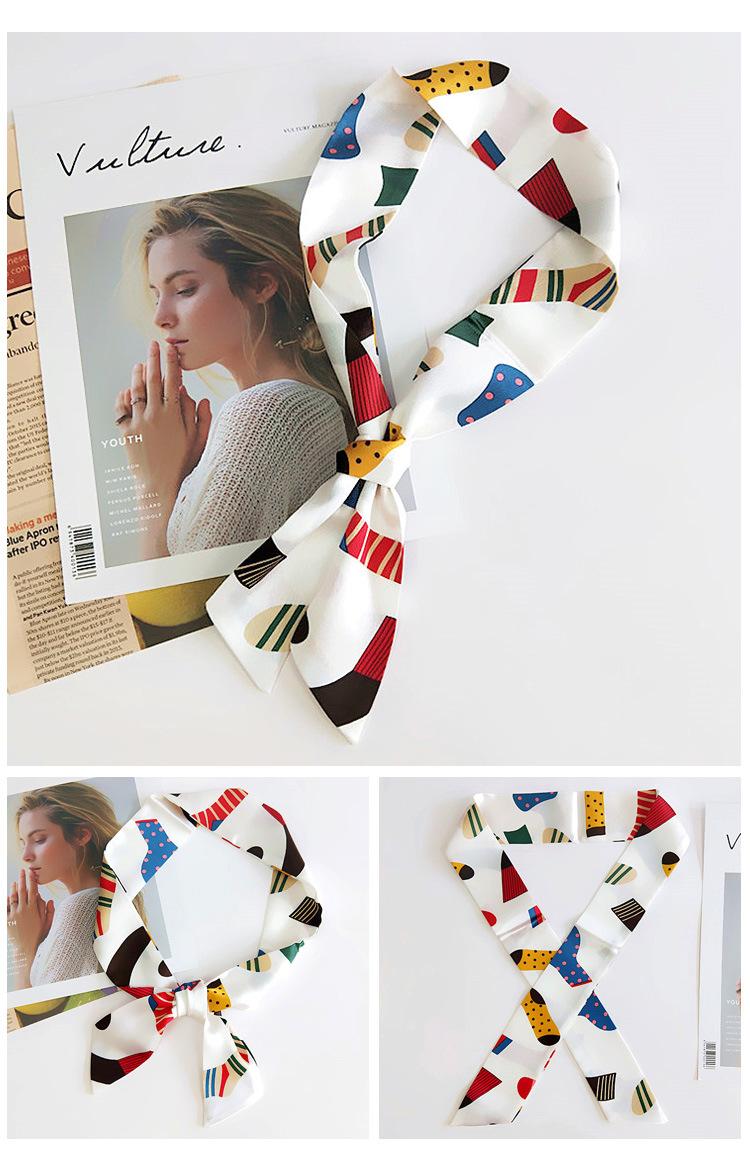Fashion Tied Bag Wraps Handle Ribbon Wild Strips NHMN135077