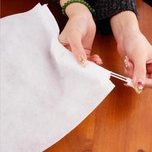 抽绳无纺布束口防尘鞋袋定做 旅行便携收纳包装袋 酒店一次性鞋罩