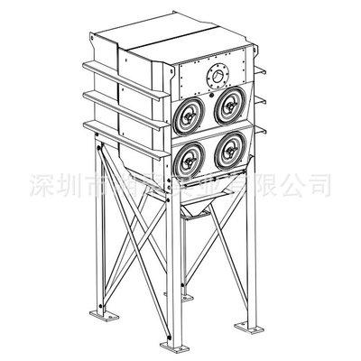 供应唐纳森脉冲滤筒除尘器 脉冲式唐纳森除尘器 唐纳森除尘器销售