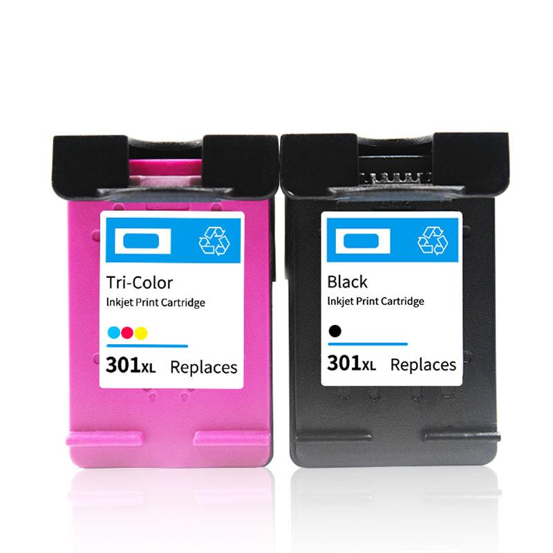 适用于hp301xl墨盒大容量hp1000 1050 2000 2050喷墨打印机墨盒