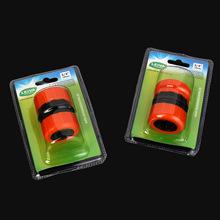 厂家直销园林工具吸塑pvc包装双泡壳.水管接头吸塑包装泡壳