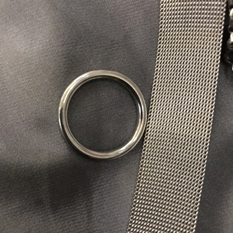 Hot-selling fashion new exquisite titanium steel tail ring  NHIM259101