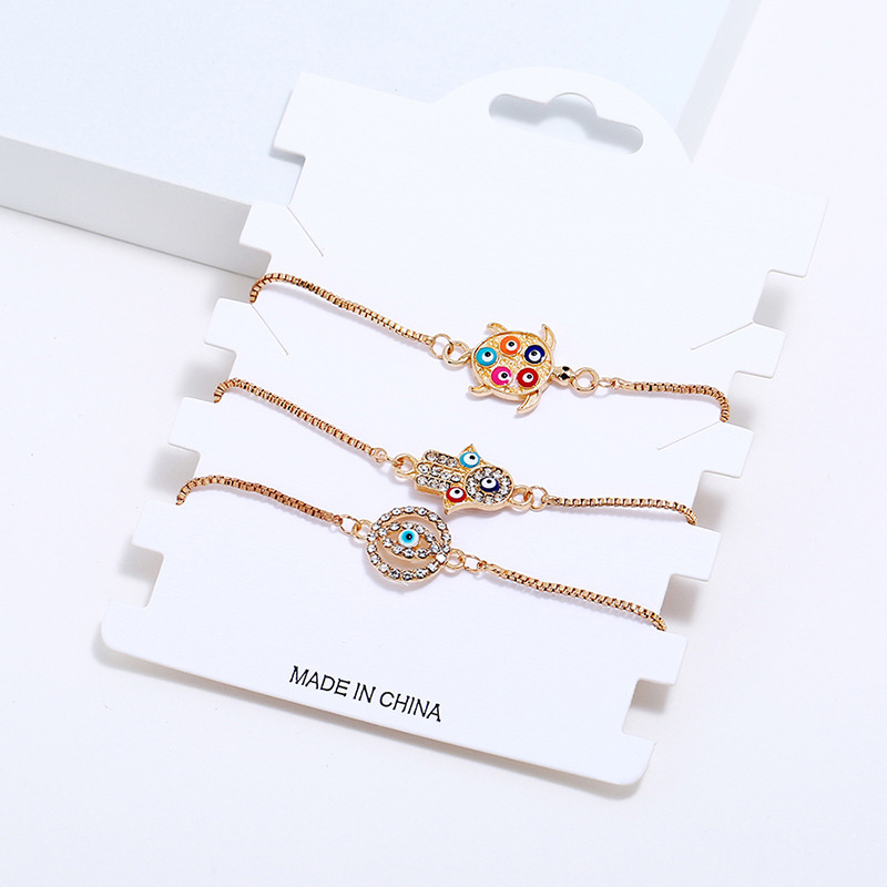 Alloy Fashion Animal bracelet  (Alloy) NHNZ0863-Alloy