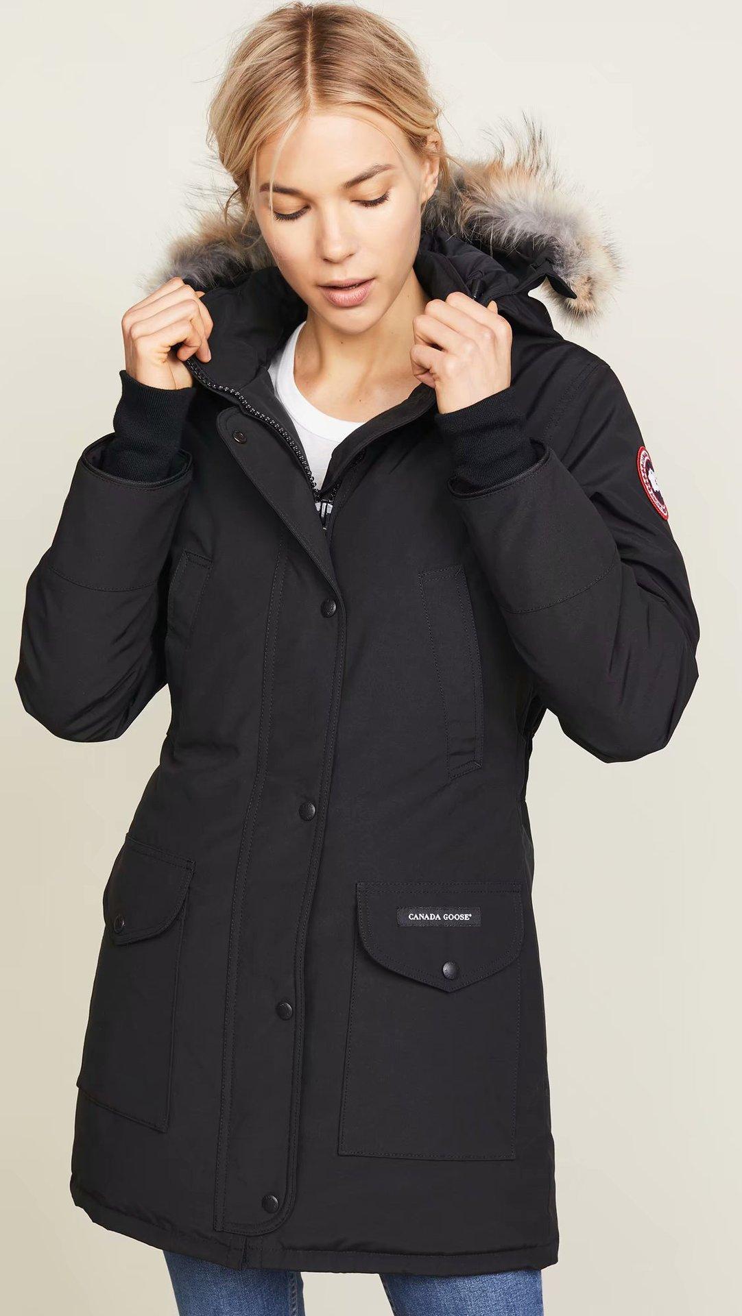 Polyester Fashioncoat(black-L) NHAM5894-black-L
