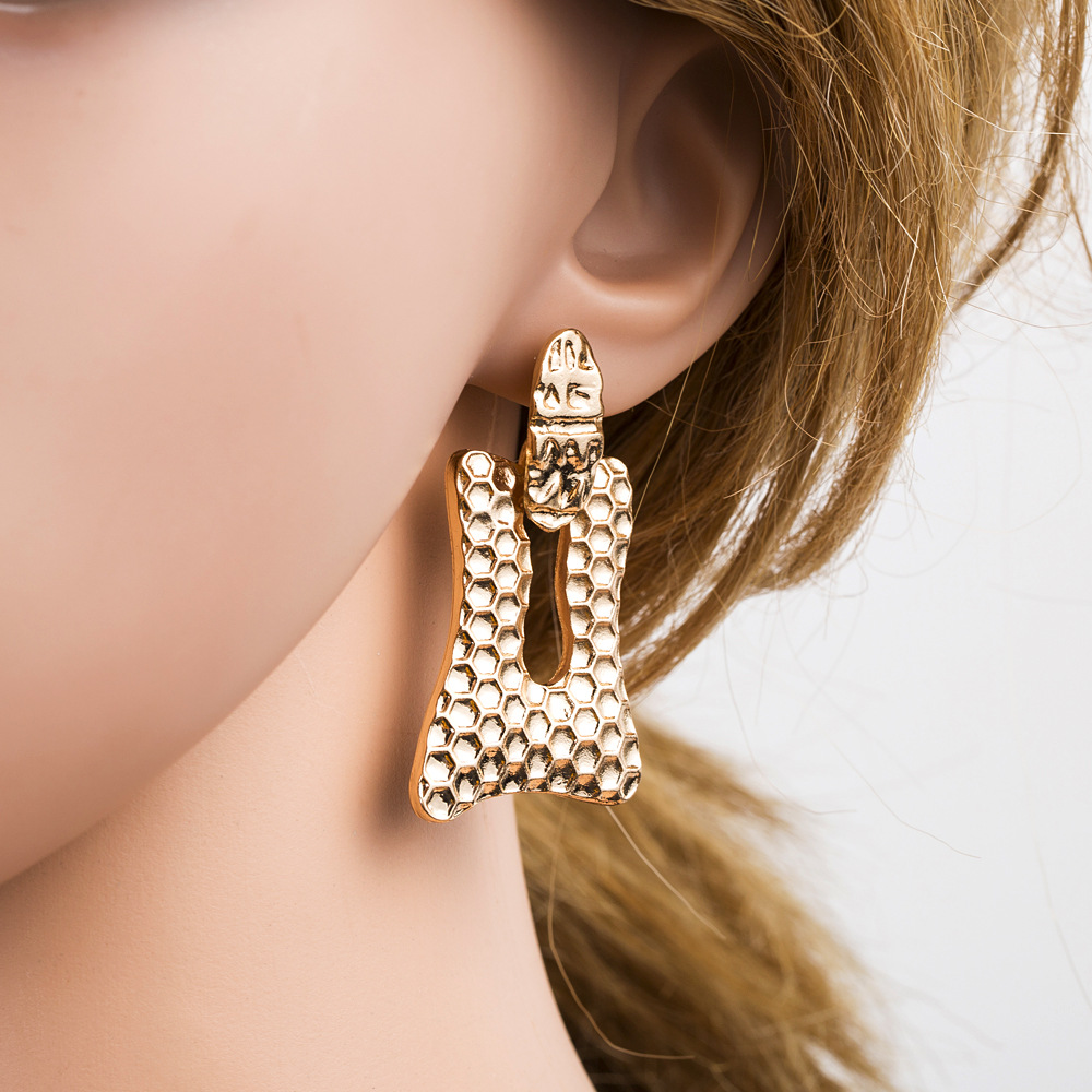 Alloy Fashion Geometric earring  Alloy NHYT1164Alloy