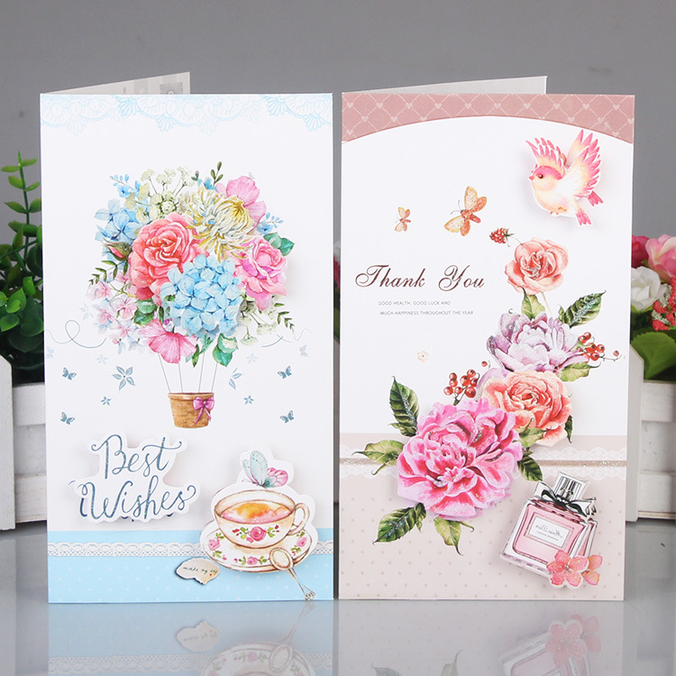 Phenomenal 2019 New Design Flower Bird Butterfly Best Wishes You Thanksgiving Birthday Cards Printable Opercafe Filternl