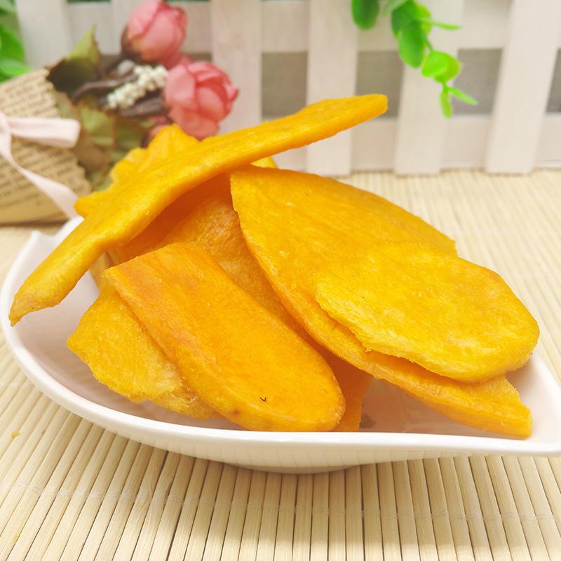 香脆红薯片10斤散货展会地瓜干红薯干番薯厂家批发果干果蔬脆