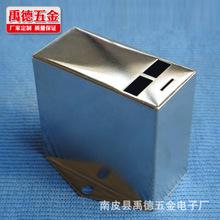 供应优质滤波器外壳 多种规格电源滤波器金属壳体 型号齐全