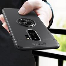 厂家直销三星NOTE9手机壳 指环车载支架手机壳 S9 Plus手机壳批发