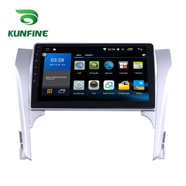 12 ≤ 14 Toyota Camry toughened screen Android Navigator GPS reversing Image all-in-one vehicle