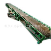 运行可靠自动装车输送机 PVC流水线分拣输送带x2