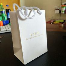 供应 礼品手提纸袋  纸质饰品手提袋 首饰手提纸袋定制