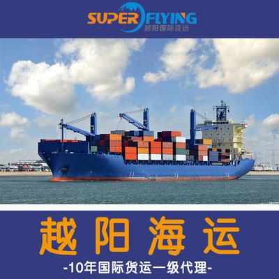 越阳国际海运 广州到俄罗斯海运空运双清到门物流专线