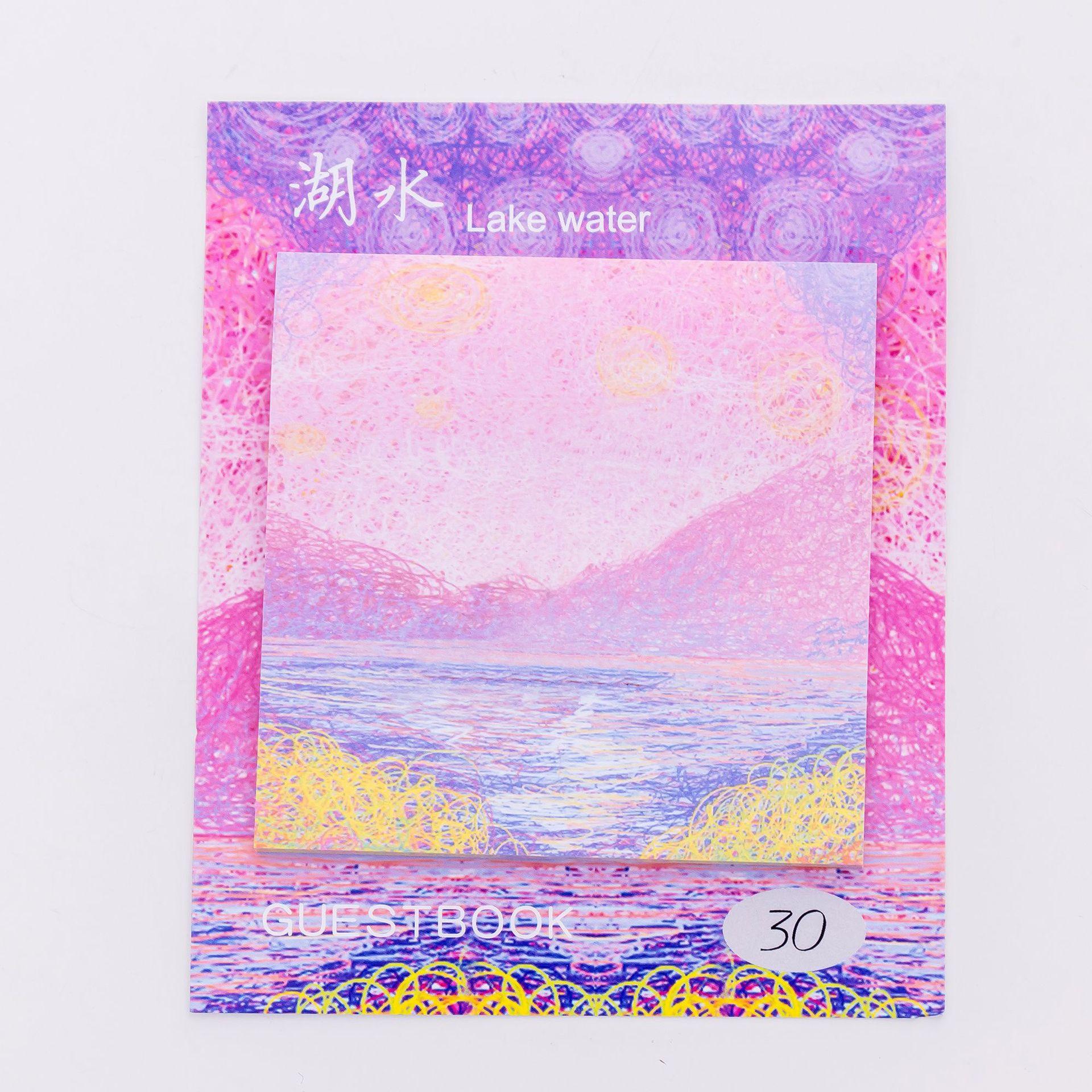 Màu bìa:Nước hồ