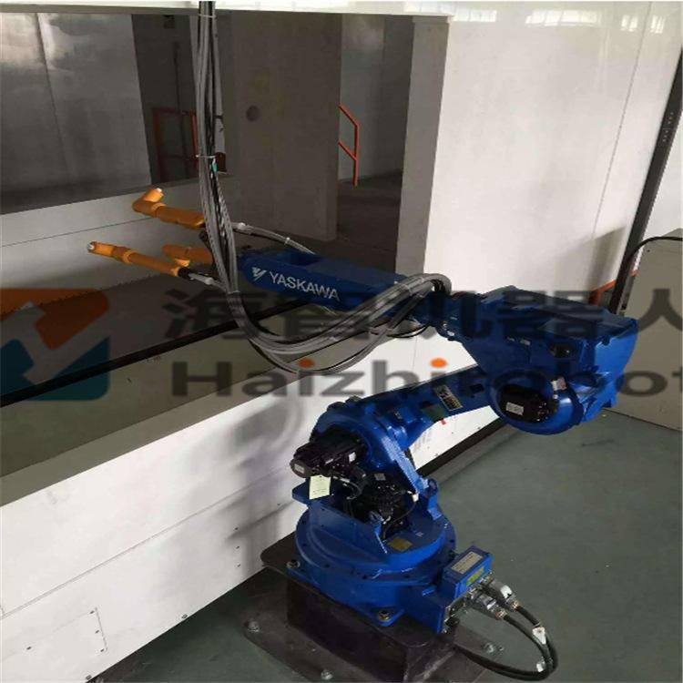 自动 喷涂设备 机器人喷涂生产线 涂装设备 国产喷漆机械手制造商