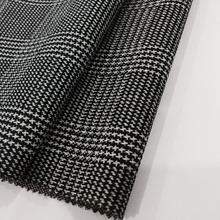 TR提花汗布格子布条纹布手感柔软时装女装针织面料厂家直销千鸟格