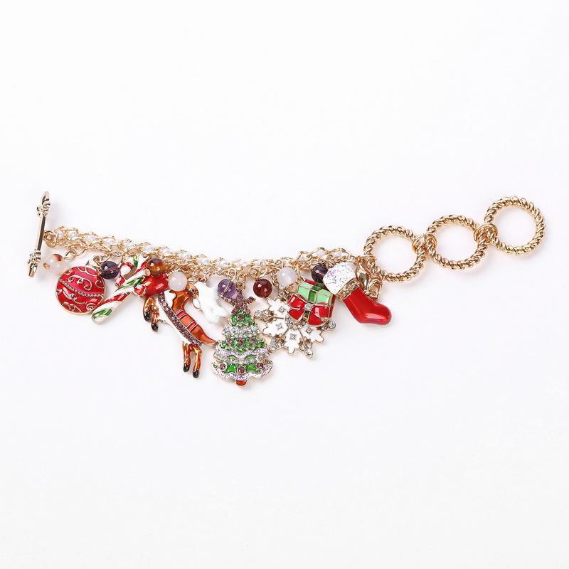 Alloy Fashion Geometric bracelet  (Main color) NHHN0325-Main-color