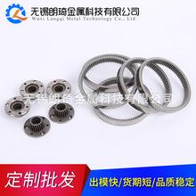 生產廠家 電動車內齒圈配件定做 各種類精密內外齒圈齒輪定制加工