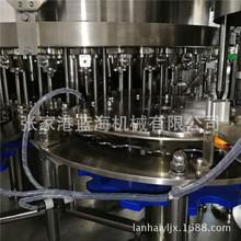 厂家直销 全自动小型液体碳酸饮料灌装机械 瓶装含气饮料灌装机