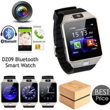 智能手表 DZ09电话手机上网触屏定位蓝牙拍照礼品总批发