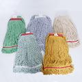 厂家多功能吸水棉纱棉拖布套装凤尾夹地拖可定做新款水拖拖把