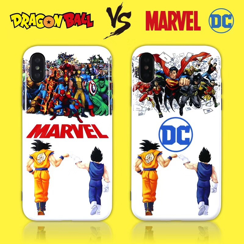 Tide brand iPhone7 mobile phone shell Wukong League of Legends Apple 8plus personality creative protective cover shatter-resistant cartoon