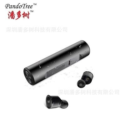 敦煌新款私模tws-S5无线双耳蓝牙耳机触控迷你防水热卖运动耳机S2
