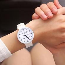 女孩可爱硅胶糖果色果冻手表 卡通小鱼学生软妹小清新韩版腕表